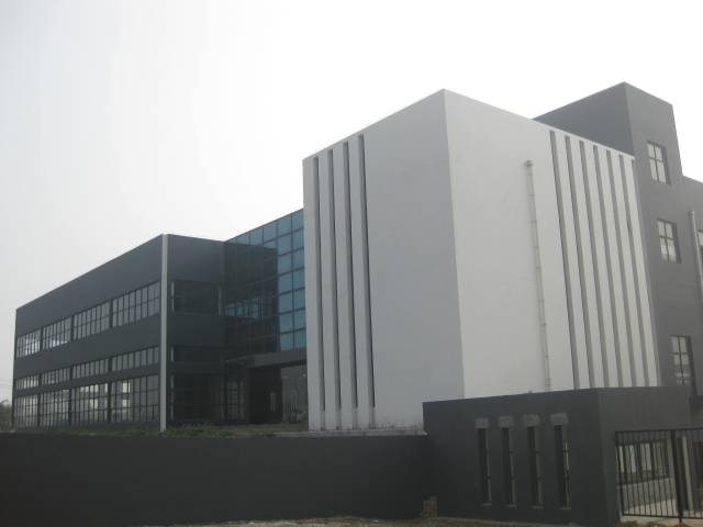 GEI Components Main Transformer Factory/Research and Development Center - Tianchang