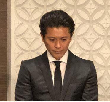 山口達也メンバー 記者会見 セクハラ