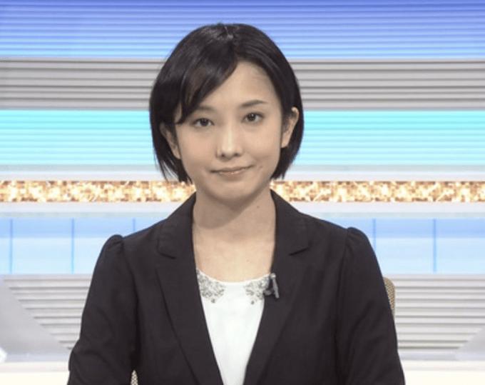 林田理沙 アナウンサー