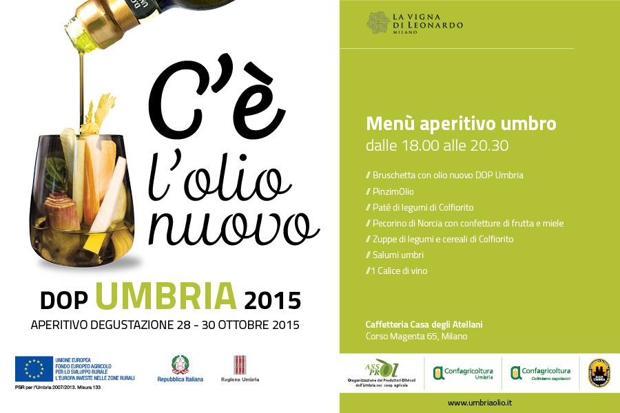 umbria Invito aperitivi 28-30 ottobre 2015
