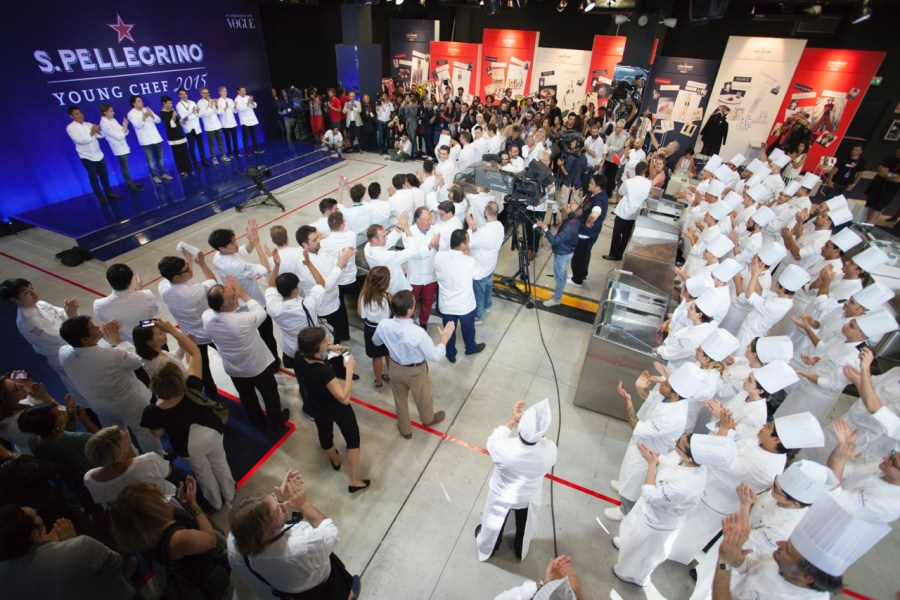young chef san pellegrino 2015