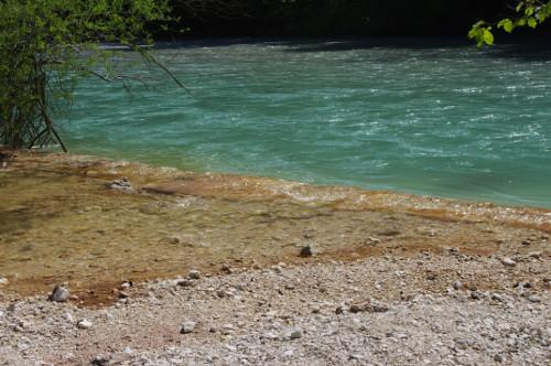 Untersberg - normales Wasser