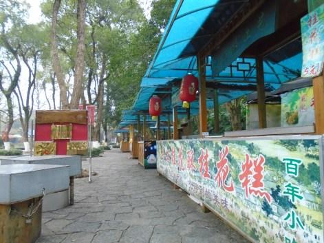 A deserted Guilin