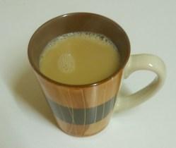 brown coffee mug