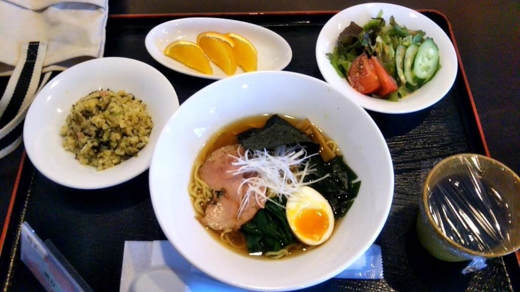 杉浦ウィメンズクリニック昼食2