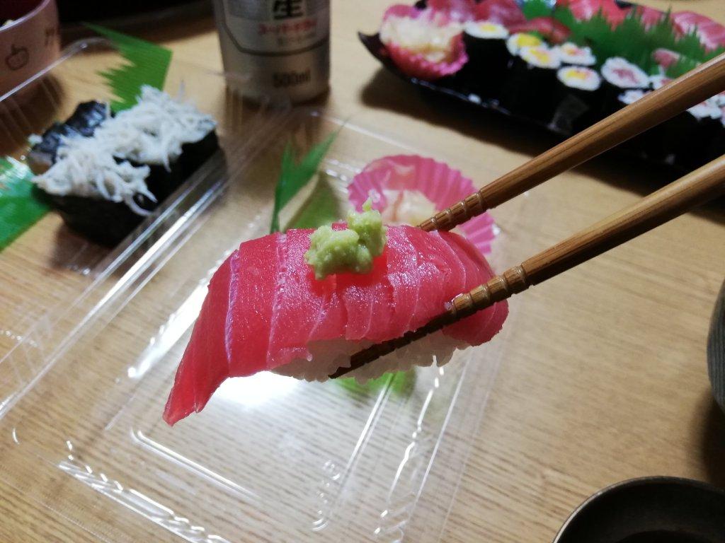 銚子丸マグロの赤身