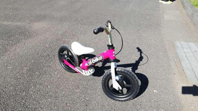 d-bikeピンク