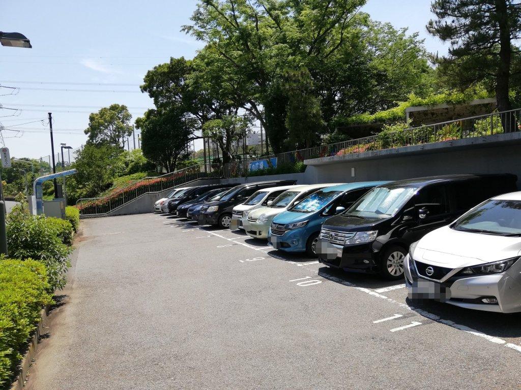 江戸川区総合レクリエーション公園駐車場
