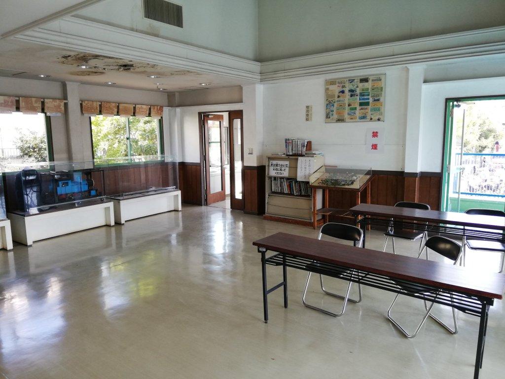 葛飾区の新宿交通公園の交通教室