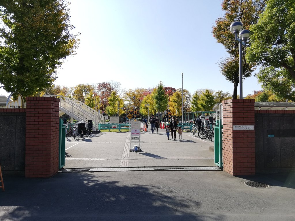 葛飾区の新宿交通公園