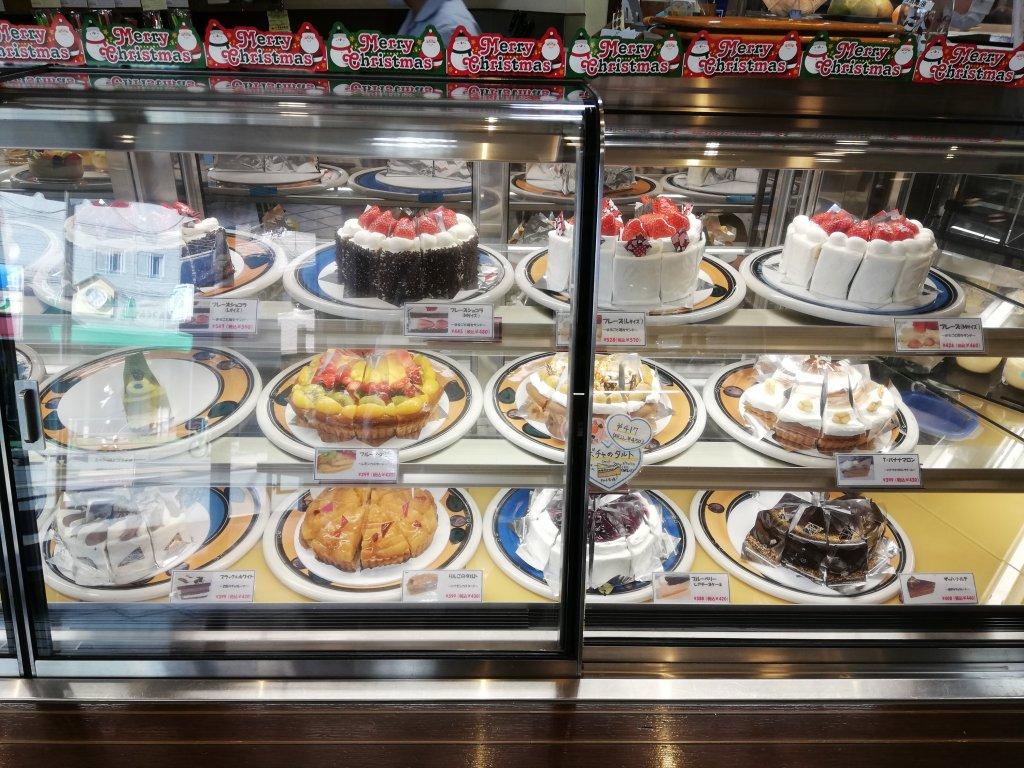 パティスリーパスカルのショートケーキ