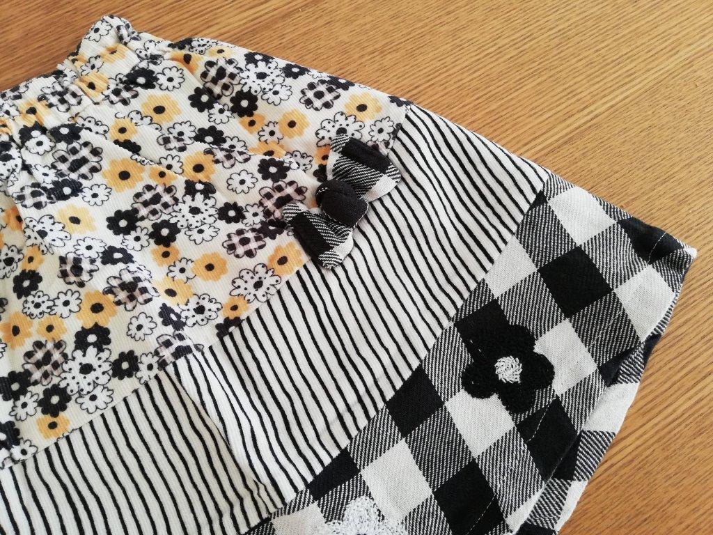 KPの2021年福袋のスカートの刺繍