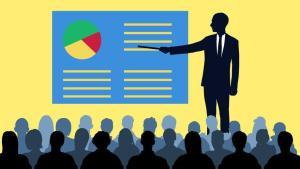 Организация презентации компании: этапы, вопросы, виды