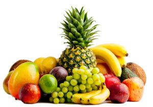 frutas para fazer sacolé gourmet