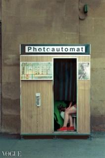 Photoautomat - Gelatina Design - Camilla Bettinelli
