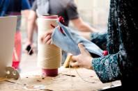 gelatinadesign - salone del mobile produzione borse