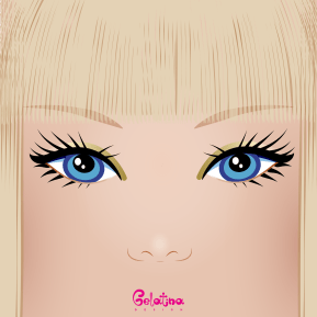 Barbie - Every day - gelatinadesign