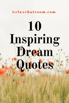 Dreams - Quotes on dreams