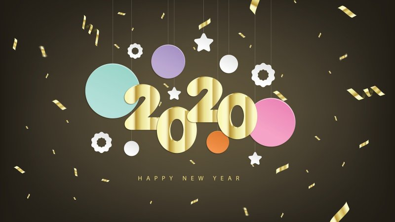 Happy New Year – 2020, start of a decade