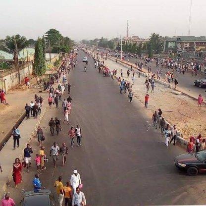 Lagos, Okada ban