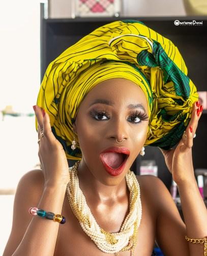 Yoruba Bride - Gele