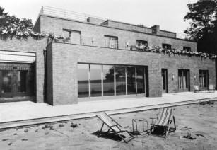 Landhaus Frank terrace view