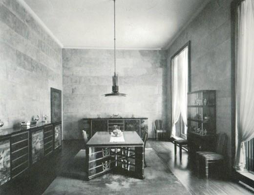 Villa Necchi Campiglio salone