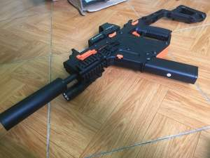Kriss Vector V3 Gel Blaster