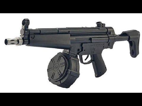 MP5 V2 JinMing profil Gel Blaster