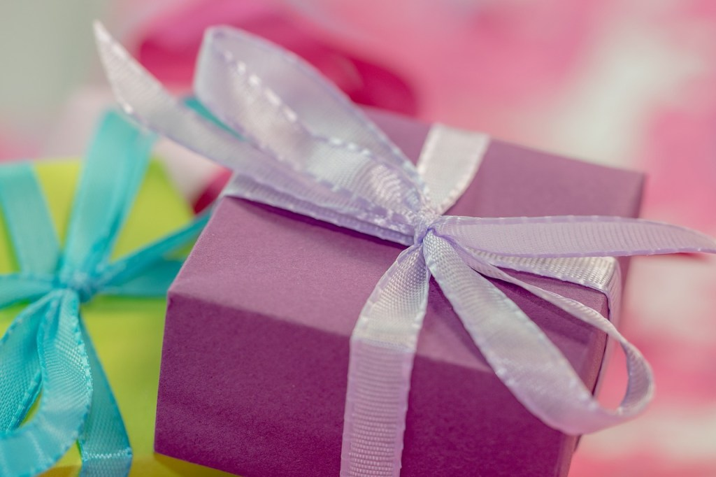 Nr. 53: Zwei Geschenkideen der anderen Art - Geldbildung