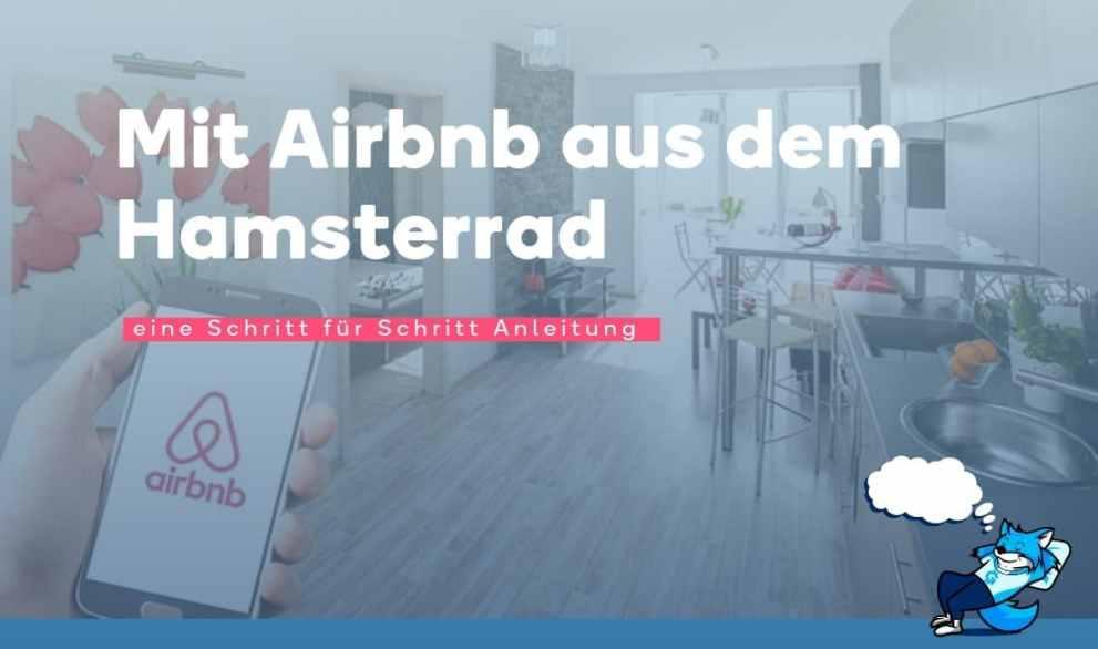 Passives Einkommen mit Airbnb
