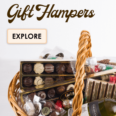Explore our Gift Hampers.