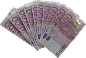 vijfduizend euro