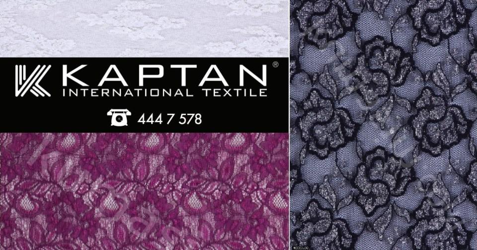 Gelinlik dantelli kumaş modelleri online kumaşçı sitemiz ile toptan perakende kumaşçı Kaptan Textile kumaş mağazalarımızda satılıyor.