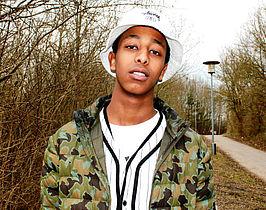 16-årig rapper hurtigt ude med debut-single