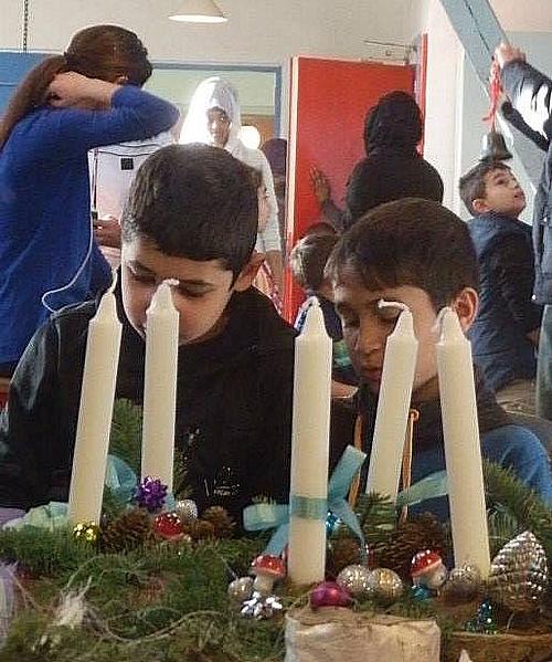Gellerup Kirke: muslimer har ret til julehjælp