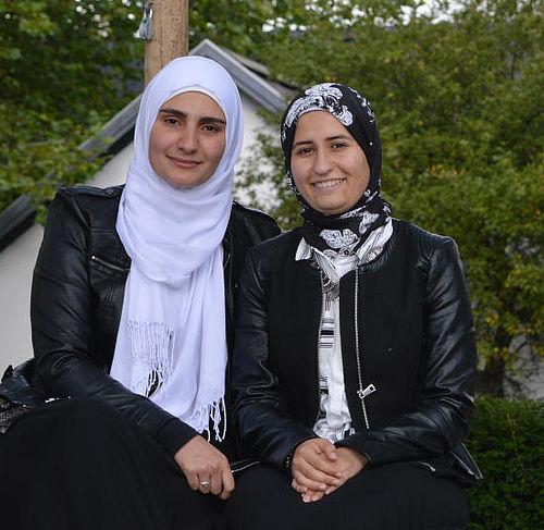 """Unge """"ordinære"""" muslimer har sat gang i en bølge"""