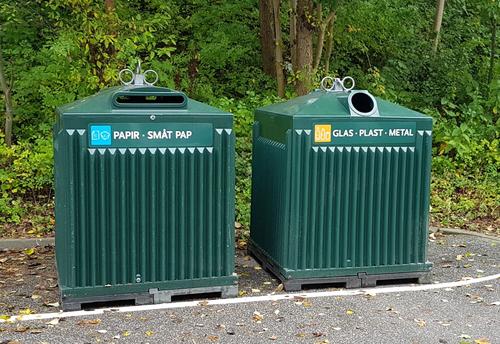 Sådan kommer du af med affaldet