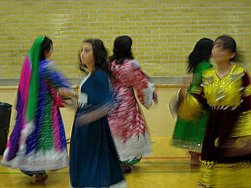 Etnisk fest hos Vibys socialdemokrater