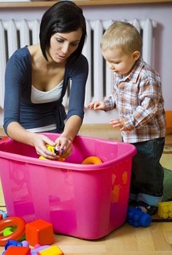 Babysitterkursus i ungdomsklubben