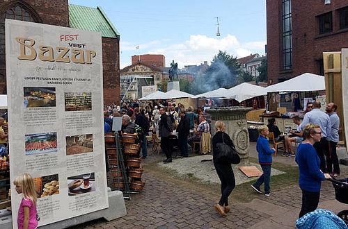 Bazar Fest i Festugen