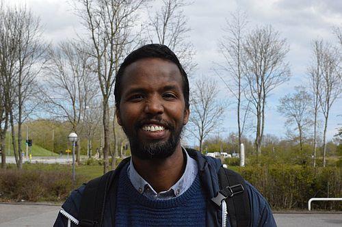 Abdinasir: Elsker frivilligt Arbejde
