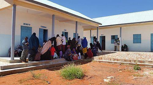 Dansk støtte til Somalia hjalp kvinder