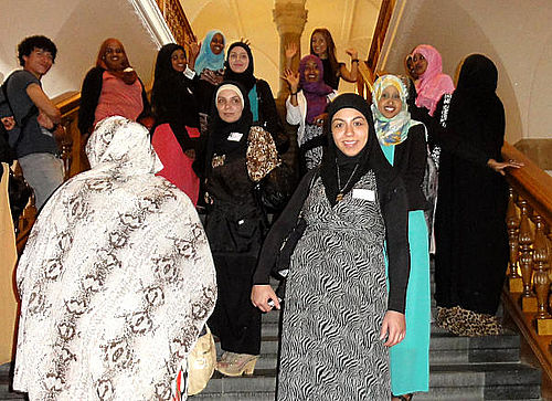 Bydelsmødre i Folketinget