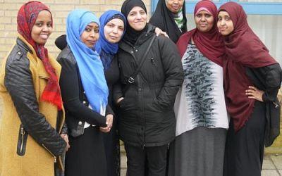 Bydelsmødrenes nye bestyrelse er klar til 2016