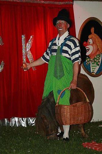 Cirkus Krone indtager Gellerupscenen