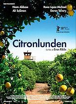 Citroner i klemme i Palæstina-film