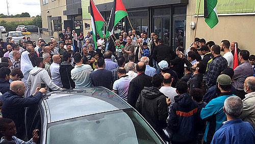 Klar Gellerup-støtte til Al Aqsa-Moskeen