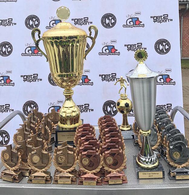 AGFs drengehold triumferede i Elite Cup Gellerup