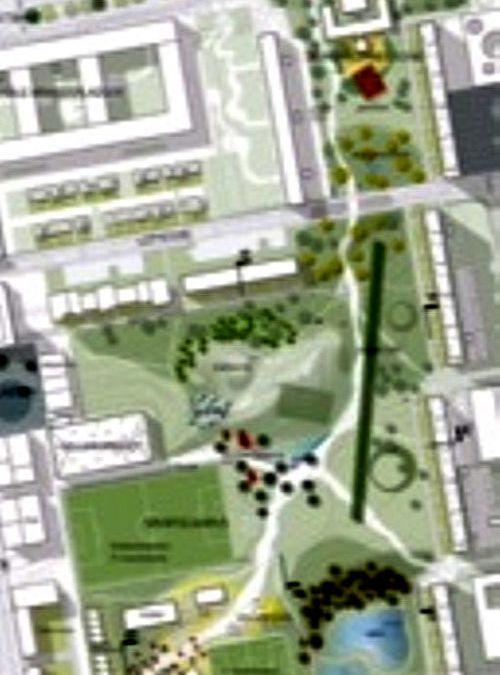 Bypark skal dække 27 fodboldbaner